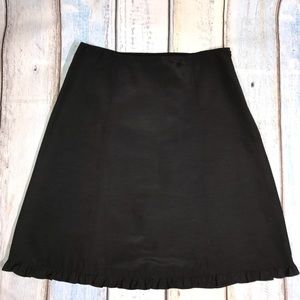 Betsey Johnson Black Skirt.